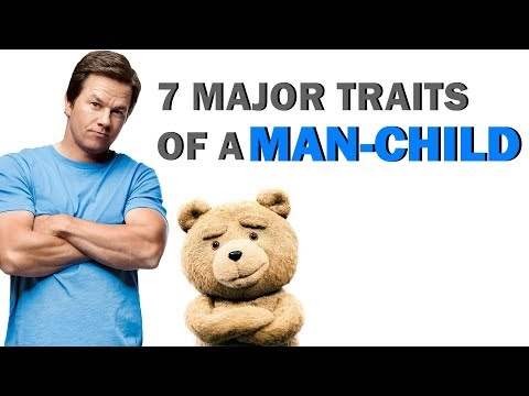 7 Major Traits Of A Man-Child: The Peter Pan Syndrome
