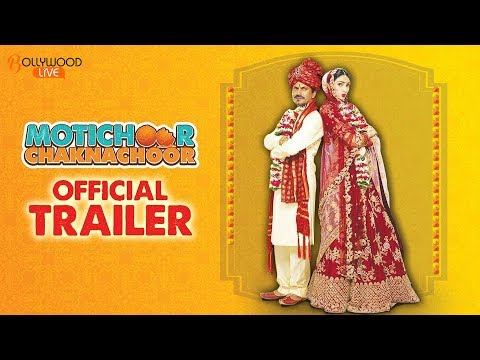 Motichoor Chaknachoor | Official Trailer | Nawazuddin Siddiqui | Athiya Shetty  | 15th November