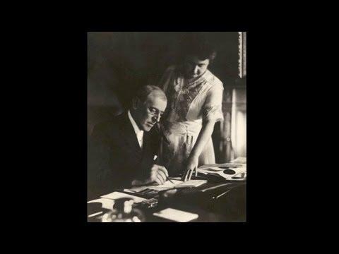 A. Scott Berg on Woodrow and Edith Wilson