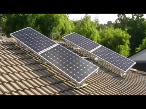 New Technology 2020 Solar Tracking system || Solar System For Home Appliances