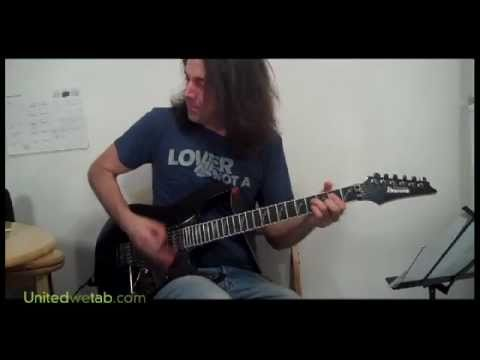 Ozzy Osborne - Crazy Train Guitar Cover