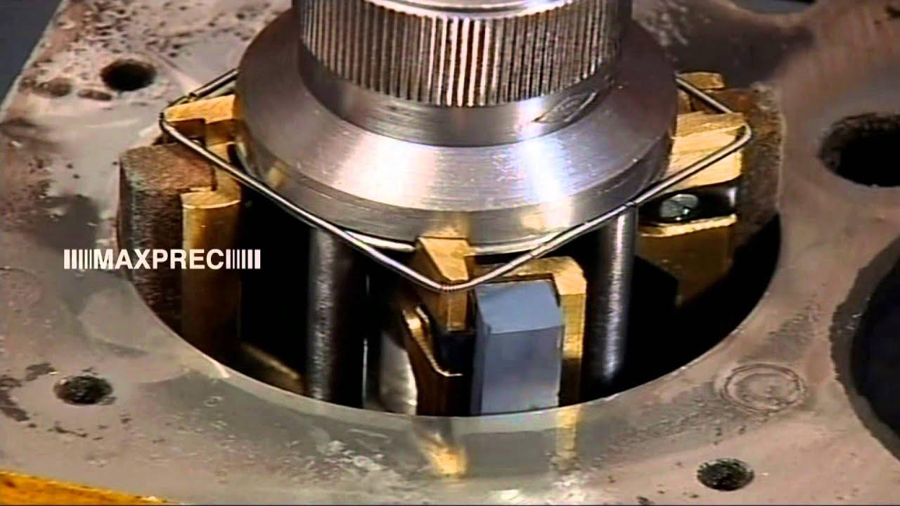 Maxpreci Vertical Cylinder Honing Machine