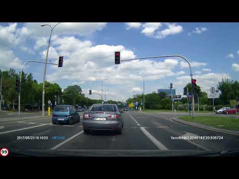 Wypadki Samochodowe W Polsce - PAŹDZIERNIK 2017