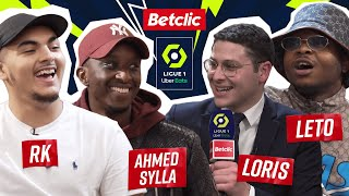 RK x Ahmed Sylla VS Loris x Leto | Betclic