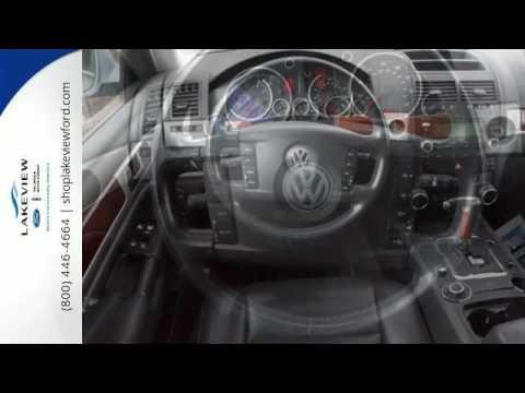 2004 Volkswagen Touareg Battle Creek MI Kalamazoo, MI #LT1632B