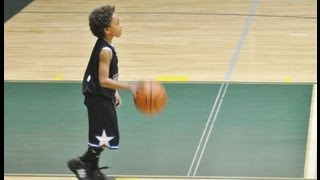 Repeat youtube video 8-Year-Old Baller KAI DAVIS