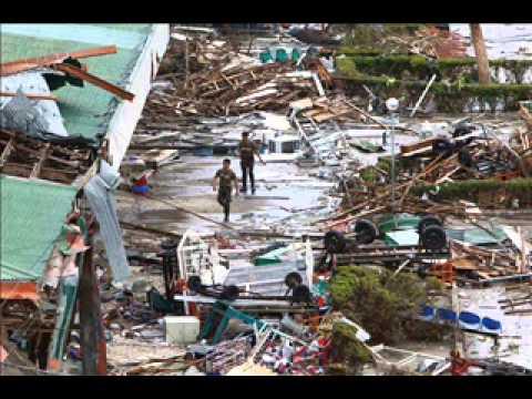 To the victims of typhoon yolanda