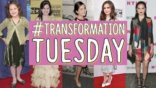 Bailee Madison Plays #TransformationTuesday