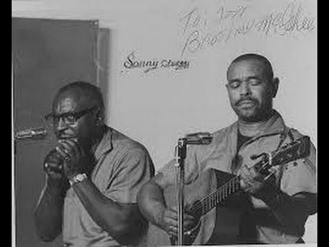 Sonny Terry & Brownie McGheeEverybodys Blue