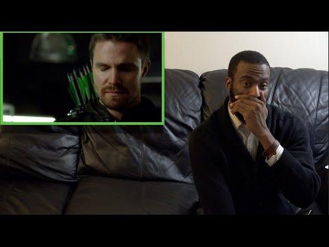 REACTION To ARROW Season 5 Episode 9
