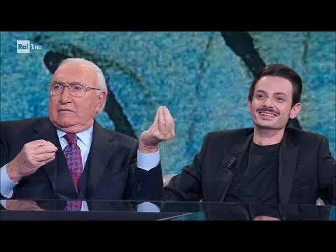 Pippo Baudo E Fabio Rovazzi - Che Tempo Che Fa 18/11/2018