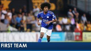 Hamza Choudhury Goal | Cambridge United 0 Leicester City 3