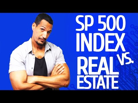 SP 500 Index Vs. Real Estate