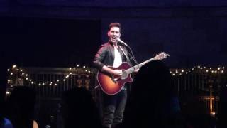Andy Grammer - Good to be Alive Live