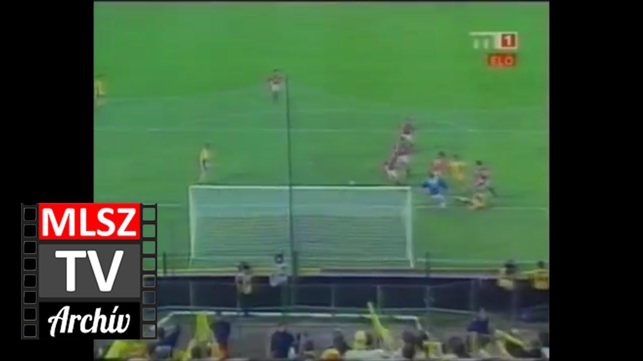 Románia-Magyarország | 2-0 | 2001. 06. 02 | MLSZ TV Archív