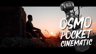 DJI OSMO POCKET Cinematic Footage 4K | Bali, Germany & Italy