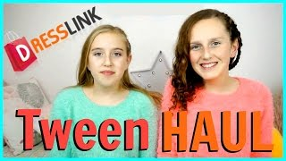 Tween Clothing Haul - Dresslink Haul 2016