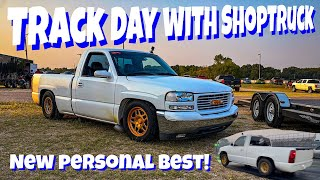 New Personal Best For Phantom's ShopTruck! East vs. West at Thunder Valley Raceway Park