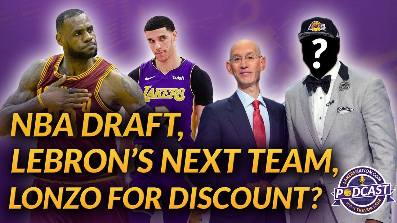 8f2e879dca88 Lakers Podcast  NBA Draft Pick