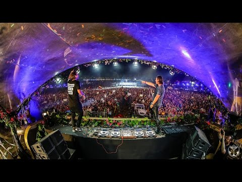 Tomorrowland Brasil 2016 | Axwell Λ Ingrosso