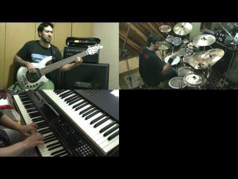Dream Theater - Metropolis Part 1 - Backing Track (GUITAR) - VRA! Split-Screen Covers
