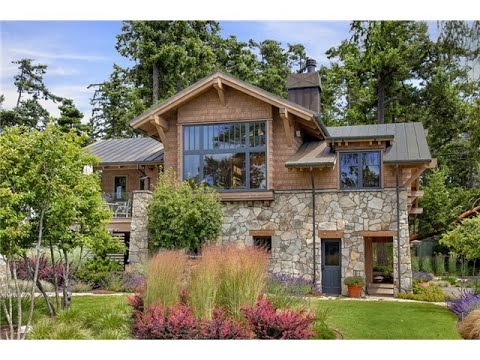 Pacific northwest real estate san juan islands for Pacific northwest homes