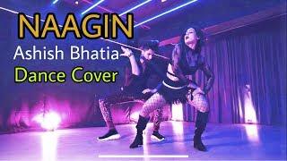 Naagin Song | Sexy Dance | Ashish Bhatia - SplitsVilla Roadies  Ft. Sneha Gupta Choreography