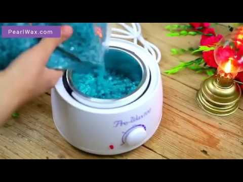 جهاز ازالة شمع الواكس Youtube