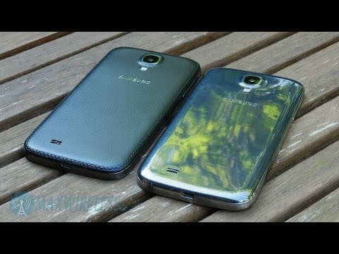 Vergleich: Black Edition Samsung Galaxy S4 vs. Black Mist