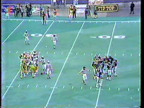 1983 CFL Eastern Final - Argos vs. Tiger-Cats, Part 8