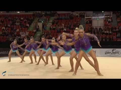 Team Elina Club Greve, DEN - AGG World Championships 2017 Helsinki