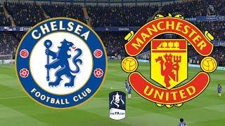 Download Video FA Cup 2019 5th Round - Chelsea Vs Manchester United - 18/02/19 - FIFA 19 MP3 3GP MP4