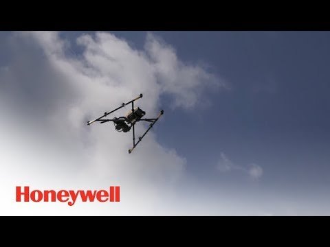 Honeywell Drone Inspection Service | UAV | Honeywell Aerospace