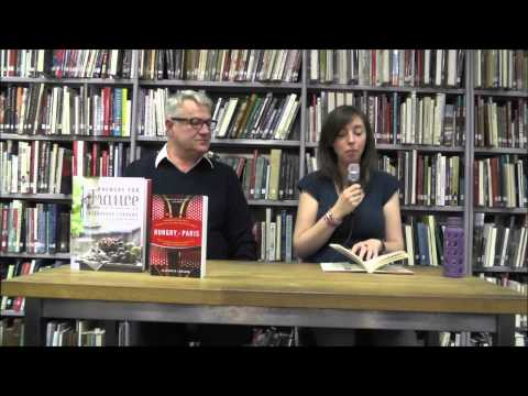 Alexander Lobrano & Clotilde Dusoulier @ The American Library in Paris | 14 October 2014