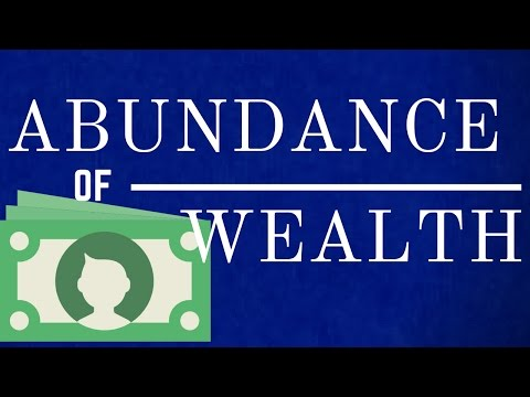 How To Manifest Abundance In Your Life! -Law Of Attraction)