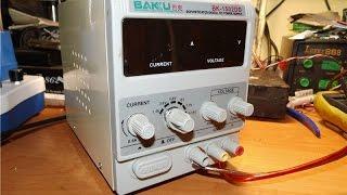Ремонт и доработка  лабораторного источника питания BK-1502DD