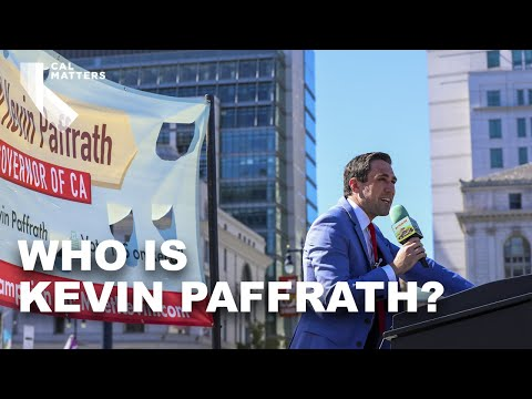 Meet Kevin Paffrath, the Democrat, is running in the California recall election