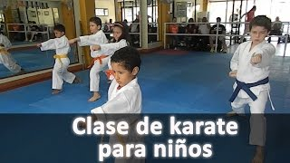 Video Clase de karate para niños download MP3, 3GP, MP4, WEBM, AVI, FLV November 2019