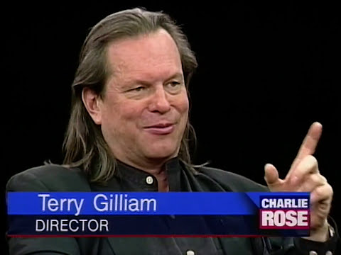"""Terry Gilliam interview on """"12 Monkeys"""" (1996)"""