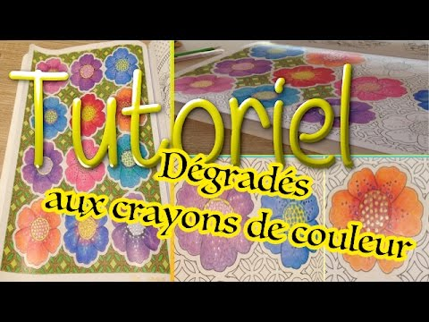 Comment Faire Un Coloriage Anti Stress.Coloriage Anti Stress Tuto