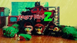 Angry Birds Zombies