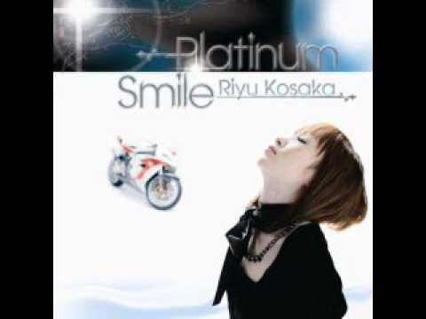 Platinum smile Riyu Kosaka
