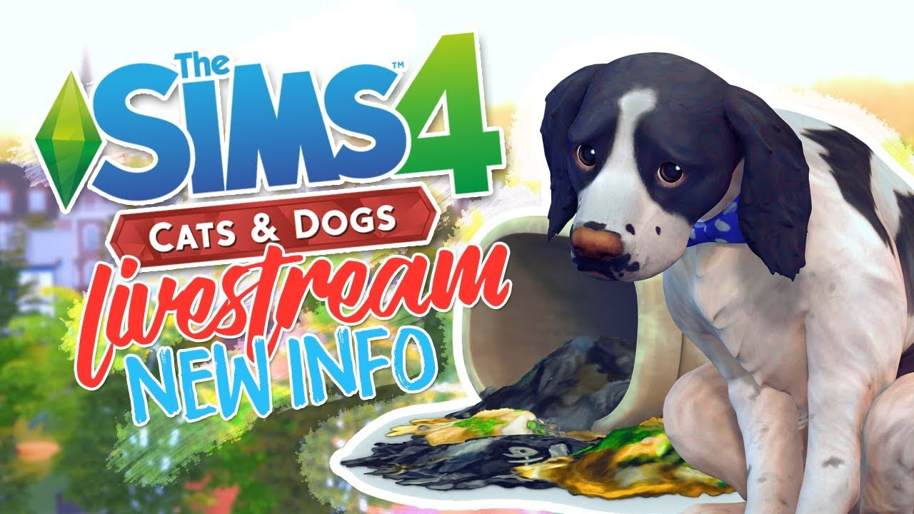 The Sims 4 Cats Dogs New Info Pregnancy Lifespan Breeds More