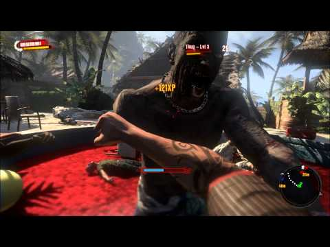 Dead Island - Thug Experience Point Trick