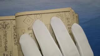 天保8年(1837年)版特殊武鑑 11代将軍徳川家斉から12代家慶の将軍就任代...