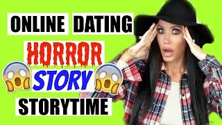 ONLINE DATING HORROR STORY | STORYTIME | CHANNON ROSE