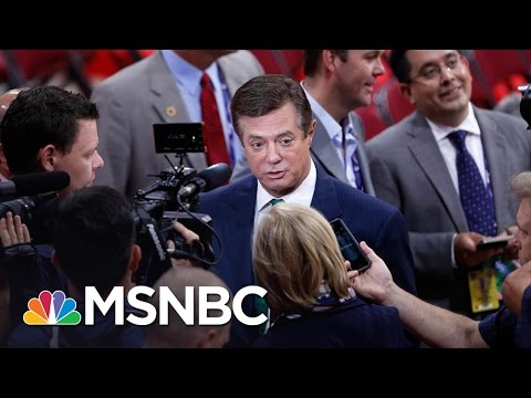 Paul Manafort Worked For Billionaire On Vladimir Putin's Behalf | Morning Joe | MSNBC