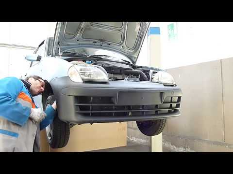 Schema Elettrico Fiat Seicento : 061.15.9120 test montaggio par. ant. c primer fiat 600 youtube