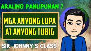 Anyong Lupa at Tubig ng Asya