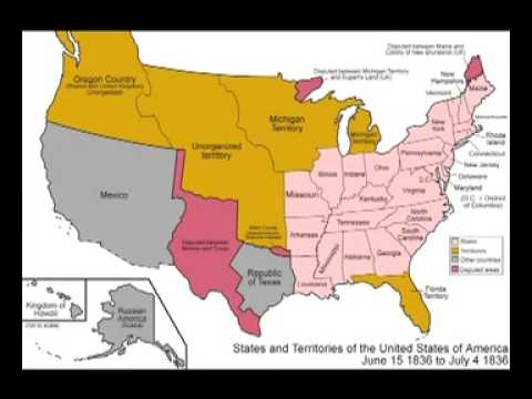 American history in 60 seconds